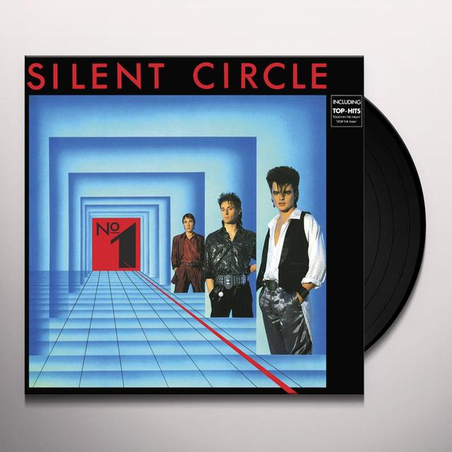 SILENT CIRCLE NO. 1 Vinyl Record - Italy Release
