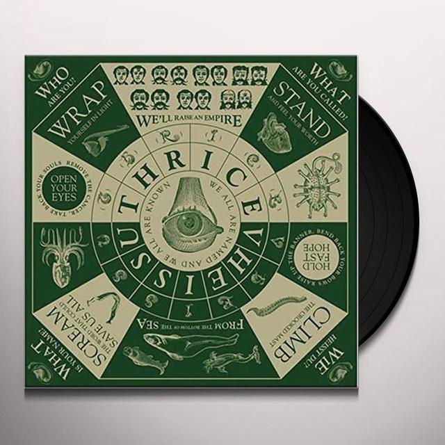 Thrice VHEISSU (HOL) (Vinyl)