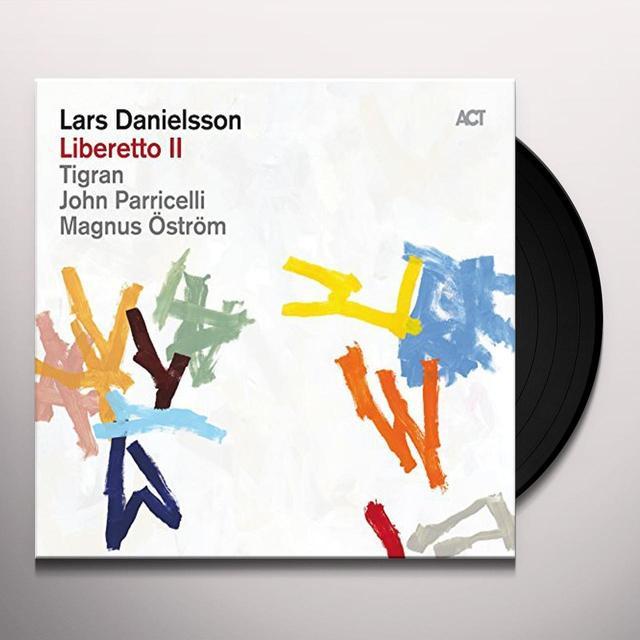 Lars Danielsson LIBERETTO II Vinyl Record - Holland Release