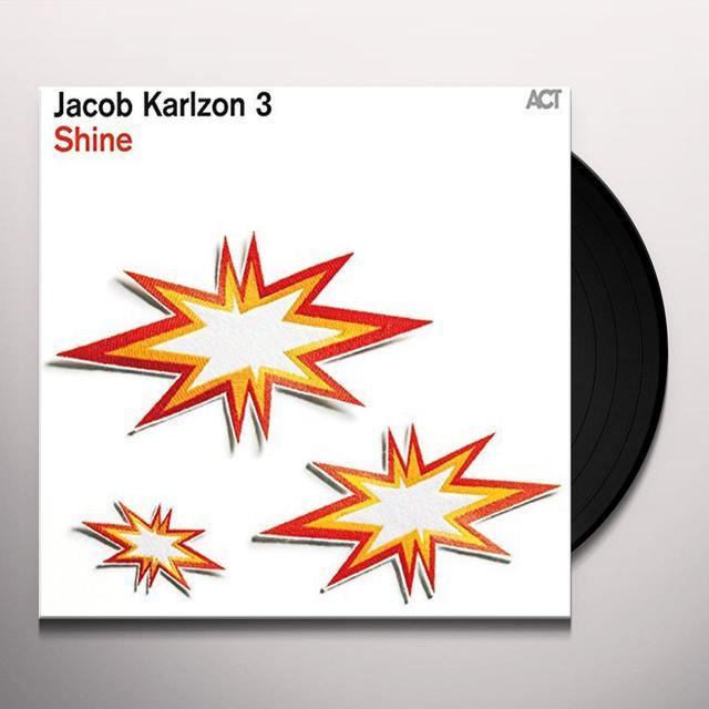 Jacob Karlzon SHINE Vinyl Record - Holland Import