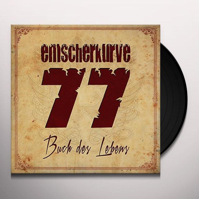 EMSCHERKURVE 77 WURZELN SEELE ELTERNHAUS Vinyl Record - Holland Import