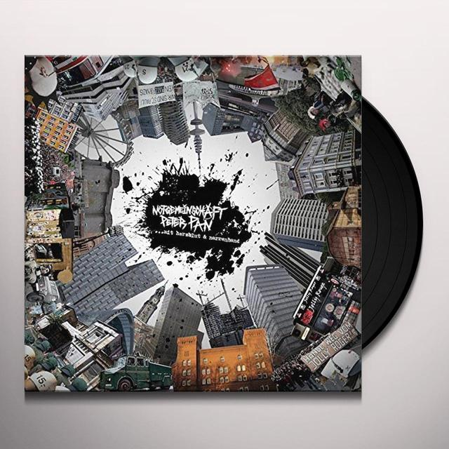 NOTGEMEINSCHAFT PETER PAN MIT HERZBLUT & NARRENHAND Vinyl Record - Holland Import