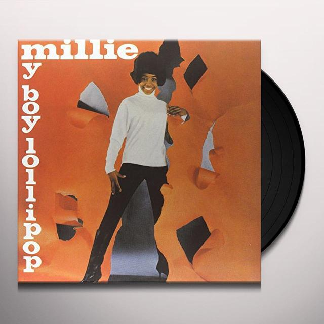 MILLIE MY BOY LOLLIPOP Vinyl Record - Italy Release