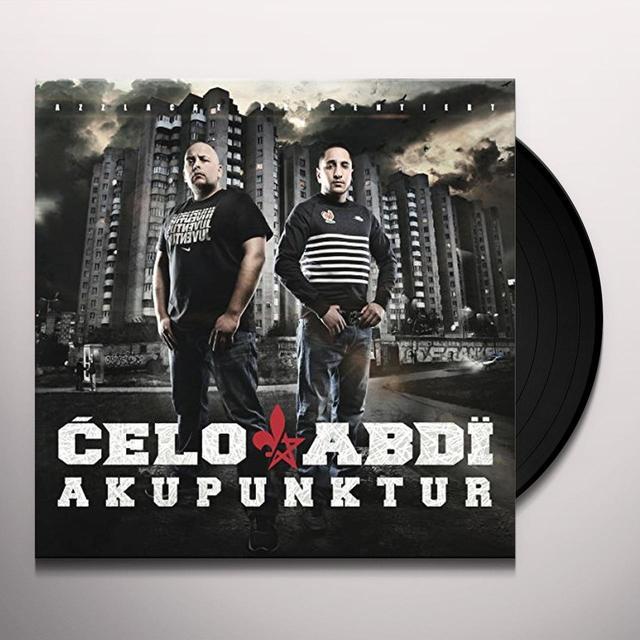 CELO / ABDI AKUPUNKTUR Vinyl Record - Holland Import