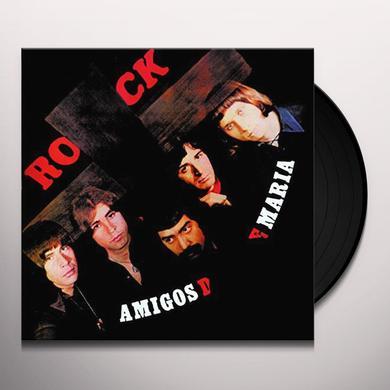 AMIGOS DE MARIA ROCK Vinyl Record - Italy Import
