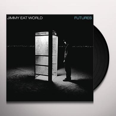 Jimmy Eat World FUTURES Vinyl Record - UK Import