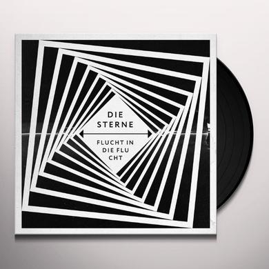 STERNE FLUCHT IN DIE Vinyl Record - Holland Import