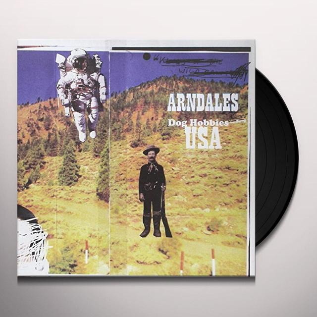 ARNDALES DOG HOBBIES USA Vinyl Record - Holland Import