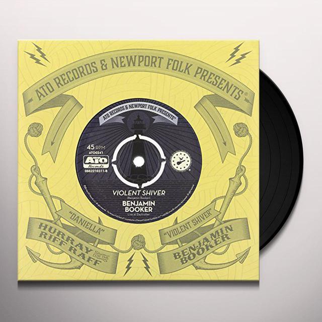 Hurray For The Riff Raff NEWPORT Vinyl Record
