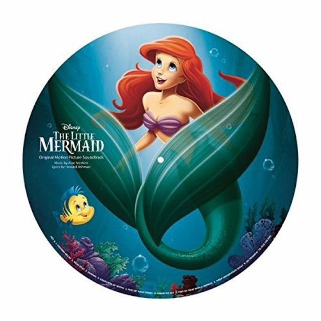 LITTLE MERMAID / O.S.T. (CAN) LITTLE MERMAID / O.S.T. Vinyl Record - Canada Release
