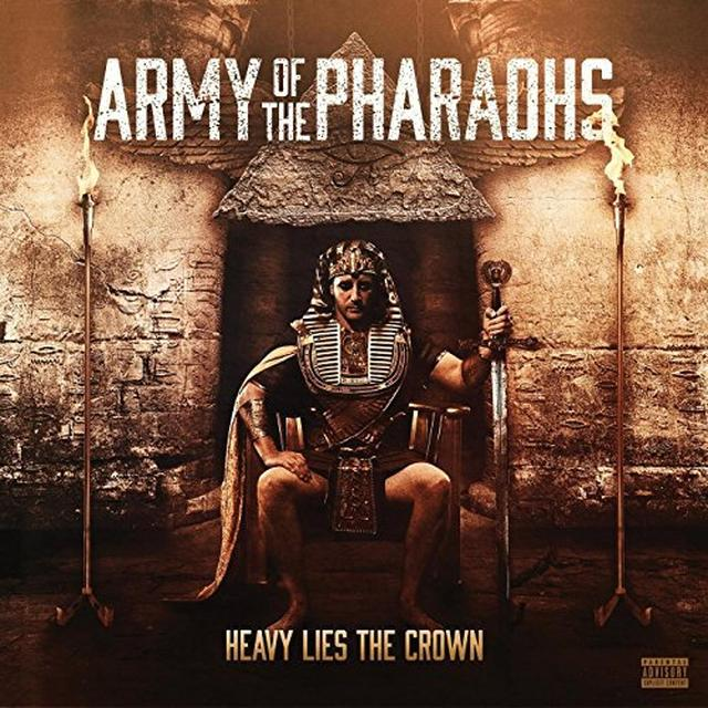 Army Of The Pharaohs HEAVY LIES THE CROWN (UK) (Vinyl)