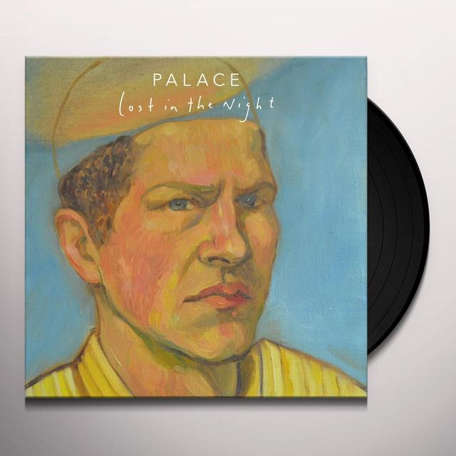 PALACE LOST IN THE NIGHT Vinyl Record - UK Import
