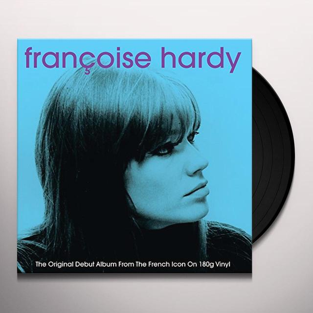 FRANCOISE HARDY Vinyl Record - UK Import