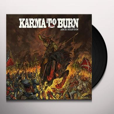 Karma To Burn ARCH STANTON Vinyl Record