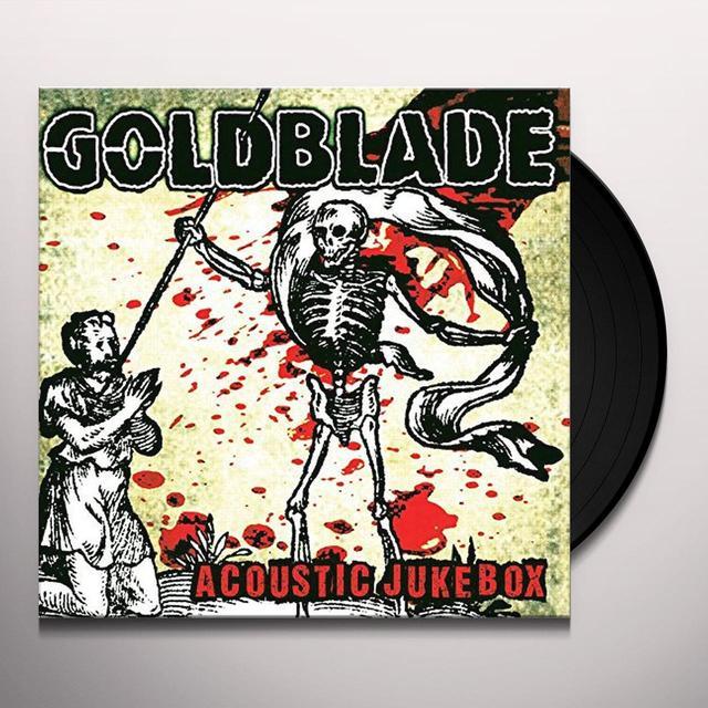 Goldblade ACOUSTIC JUKEBOX Vinyl Record - UK Import