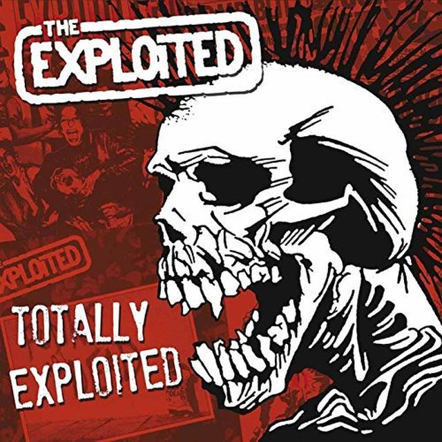TOTALLY EXPLOITED (UK) (Vinyl)