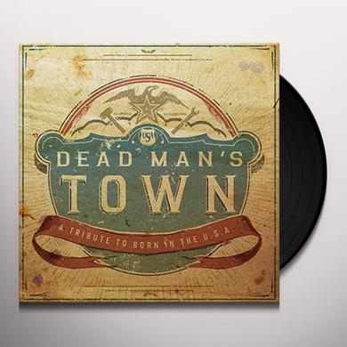 DEAD MAN'S TOWN: A TRIBUTE U.S.A. / VARIOUS (UK) DEAD MAN'S TOWN: A TRIBUTE U.S.A. / VARIOUS Vinyl Record - UK Import
