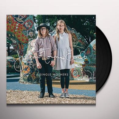 Justin Townes Earle SINGLE MOTHERS Vinyl Record - Australia Import