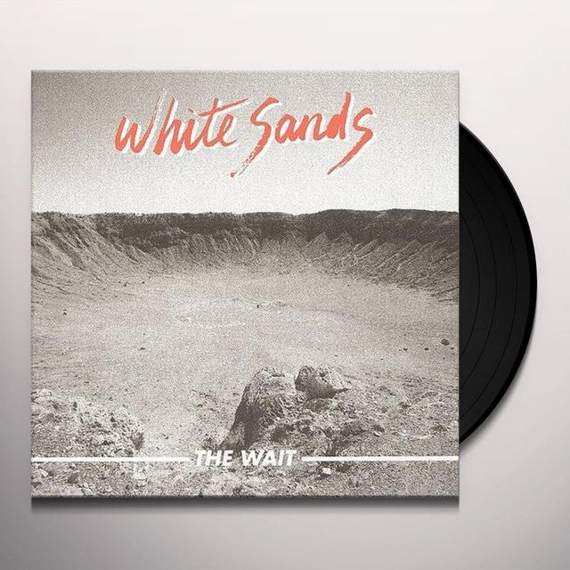 WHITE SANDS WAIT Vinyl Record - UK Import