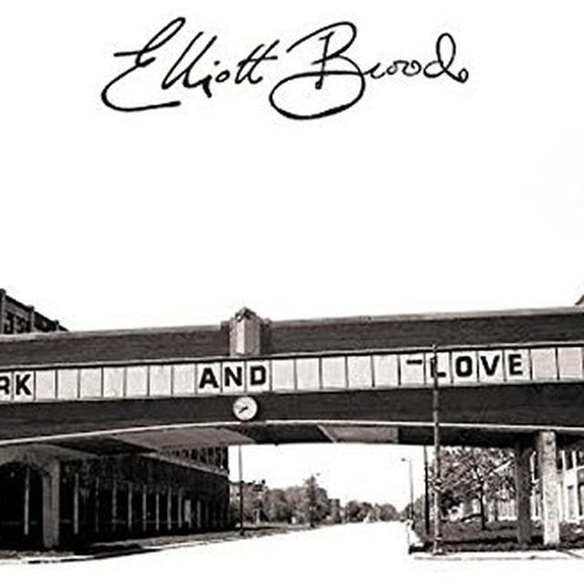 Elliott Brood WORK & LOVE (UK) (Vinyl)
