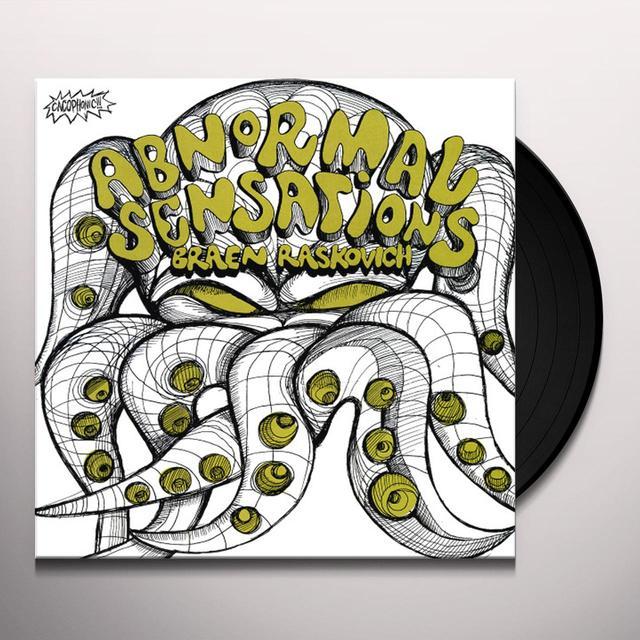 Braen Raskovich ABNORMAL SENSATIONS (UK) (Vinyl)