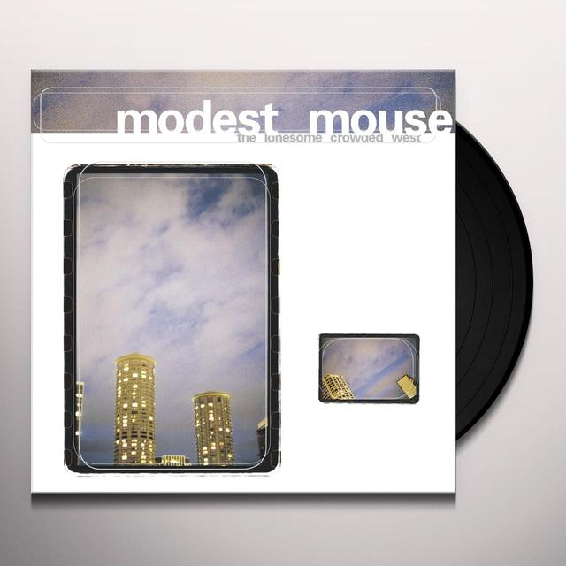 Modest Mouse LONESOME CROWDED WEST (UK) (Vinyl)