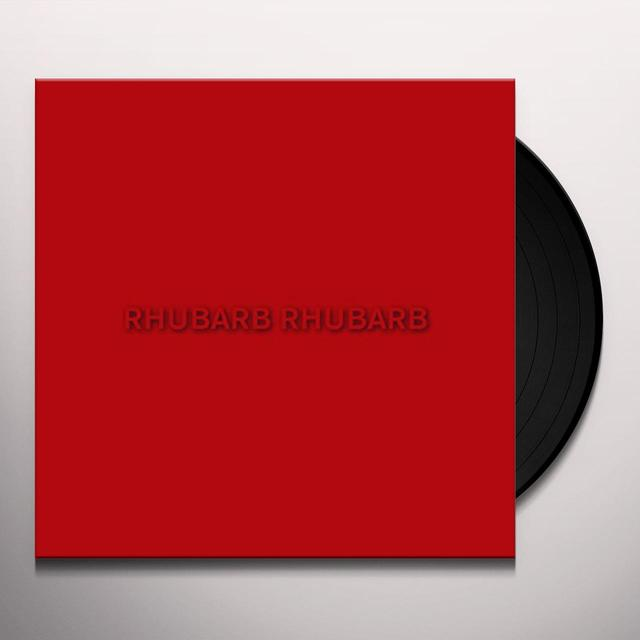 The Voyeurs RHUBARB RHUBARB (UK) (Vinyl)