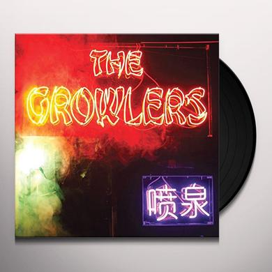 The Growlers CHINESE FOUNTAIN Vinyl Record - Digital Download Included