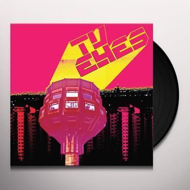 TV EYES Vinyl Record - Digital Download Included