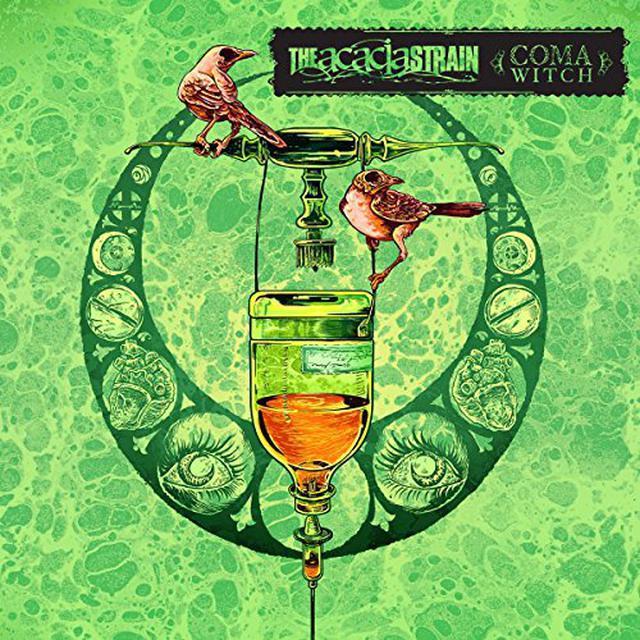 The Acacia Strain COMA WITCH Vinyl Record