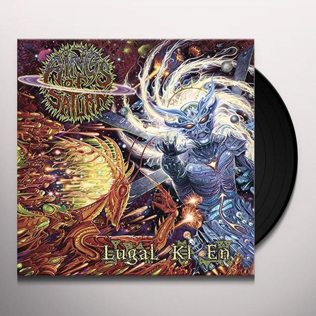 Rings Of Saturn LUGAL KI EN Vinyl Record