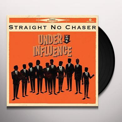 STRAIGHT NO CHASER UNDER THE INFLUENCE Vinyl Record