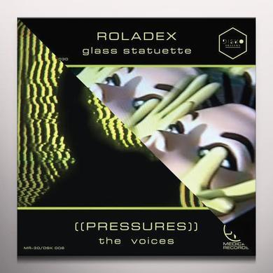 ROLADEX / PRESSURES Vinyl Record