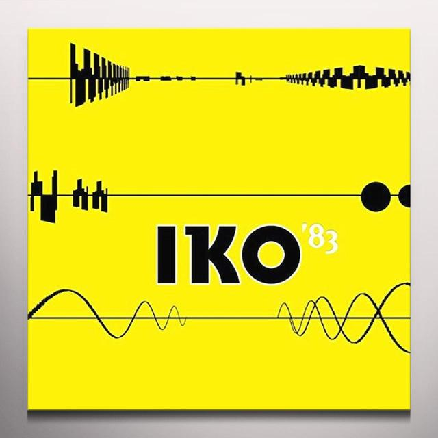 83 IKO Vinyl Record
