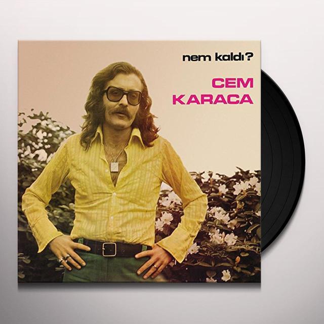 Cem Karaca NEM KALDI Vinyl Record