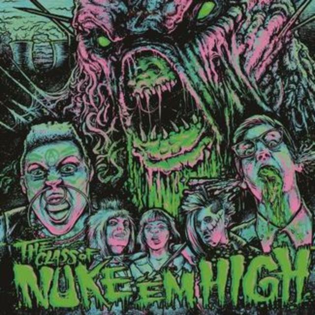 CLASS OF NUKE EM HIGH / O.S.T.   (DIGC)