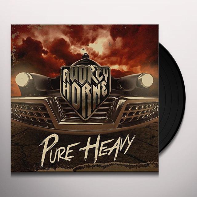 Audrey Horne PURE HEAVY (WSV) Vinyl Record