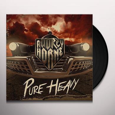 Audrey Horne PURE HEAVY Vinyl Record