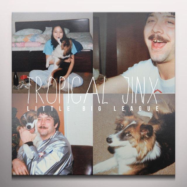 LITTLE BIG LEAGUE TROPICAL JINX Vinyl Record