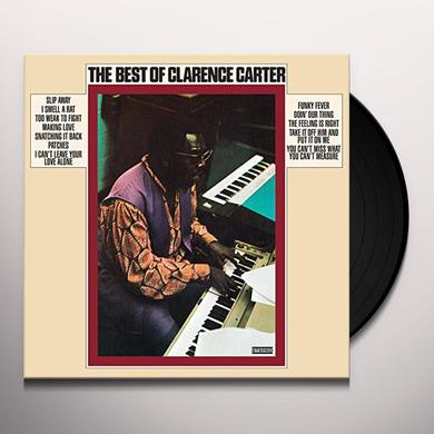 BEST OF CLARENCE CARTER Vinyl Record - Limited Edition, 180 Gram Pressing, Anniversary Edition