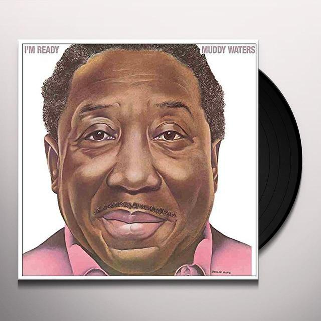 Muddy Waters I'M READY Vinyl Record - Gatefold Sleeve, Limited Edition, 180 Gram Pressing, Anniversary Edition
