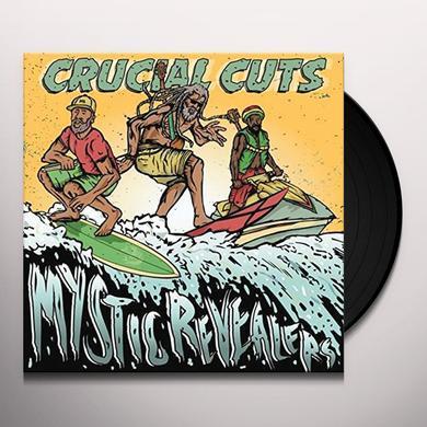 CRUCIAL CUTS Vinyl Record