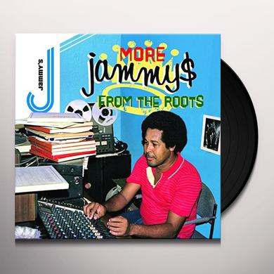 King Jammy MORE JAMMY'S FROM THE ROOTS Vinyl Record