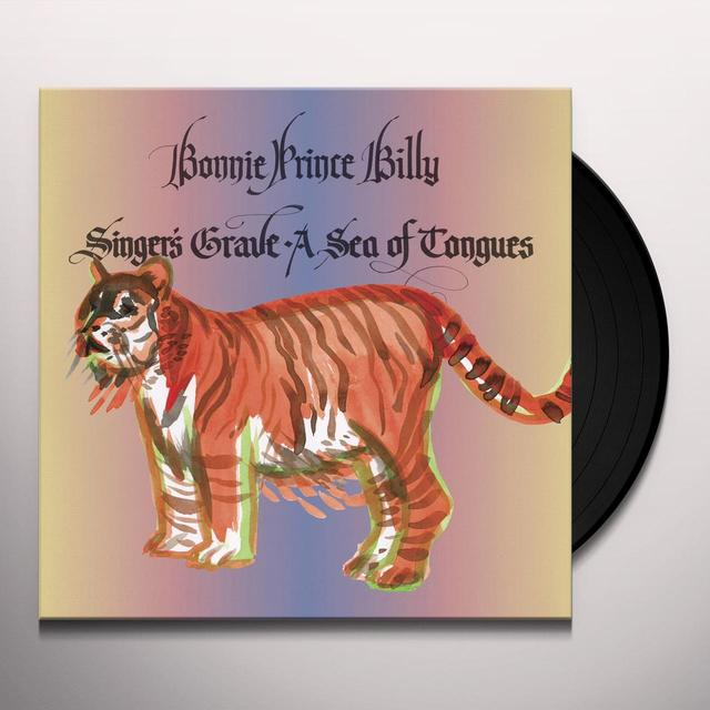 "Bonnie ""Prince"" Billy on Spotify SINGERS GRAVE A SEA OF TONGUES Vinyl Record"