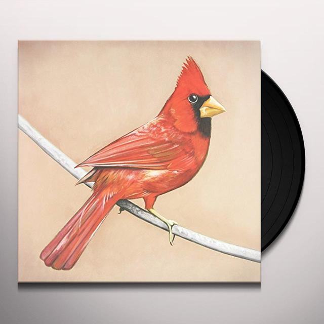 Alexisonfire OLD CROWS / YOUNG CARDINALS Vinyl Record