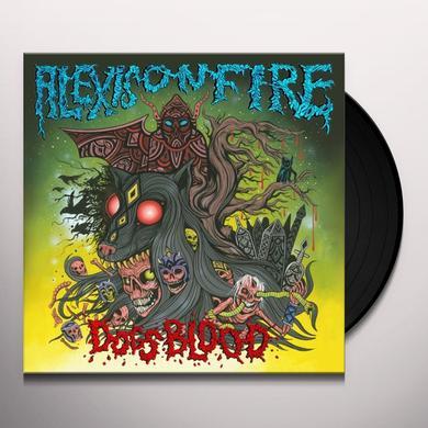 Alexisonfire DOG'S BLOOD Vinyl Record