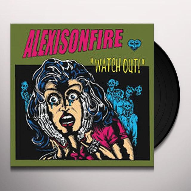 Alexisonfire WATCH OUT Vinyl Record - Gatefold Sleeve