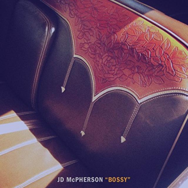 Jd Mcpherson BOSSY / ROME WASN'T BUILT IN A DAY Vinyl Record