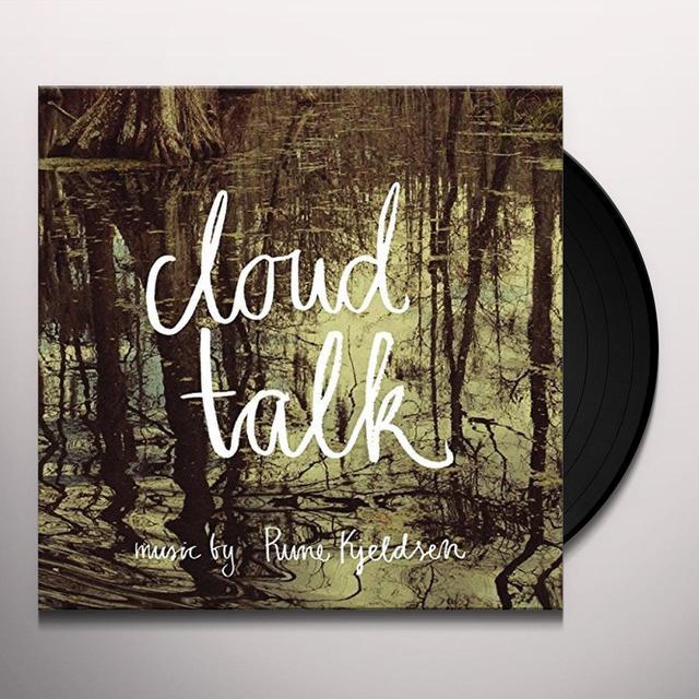 Rune Kjeldsen CLOUD TALK Vinyl Record - 180 Gram Pressing