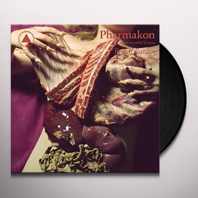 Pharmakon BESTIAL BURDEN Vinyl Record